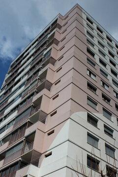 Immeuble HLM de Saint etienne