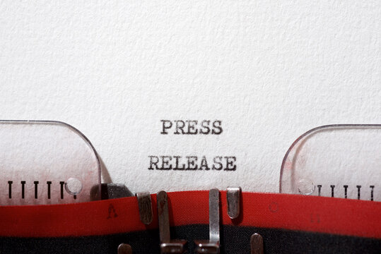 Press release action