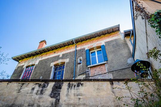 Dans les rues de Lyon Saint Just