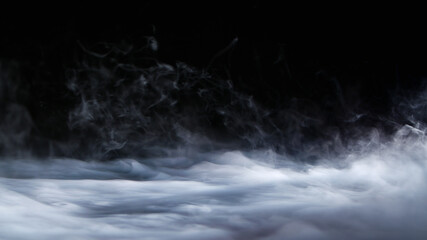 Realistic dry ice smoke clouds fog overlay perfect for compositing into your shots. Simply drop it...