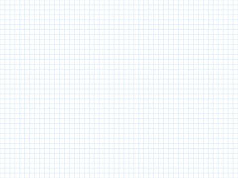 方眼紙パターンの背景素材、イラスト(シンプルバージョン)(ブルー)