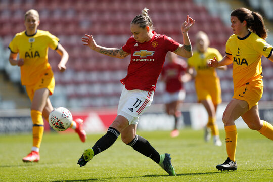 Women's Super League - Manchester United v Tottenham Hotspur