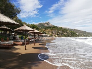Fototapeta Sea, Grecja, Zakynthos, Wakacje.