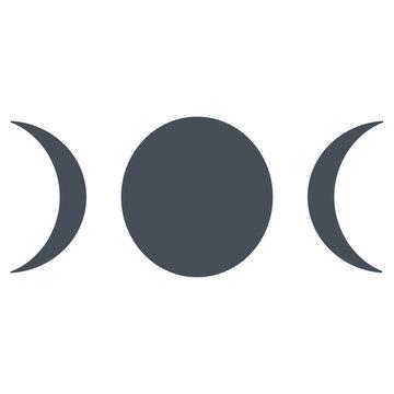moon phase symbol