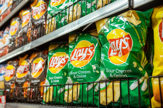 Lay's is a brand of potato chip