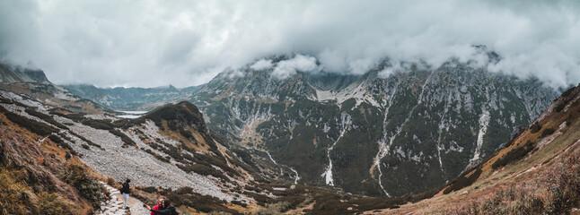 Tatry, Dolina pięciu stawów 2020