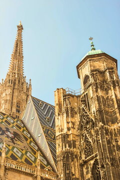 St. Stephen's Cathedral - the main religious site in Vienna