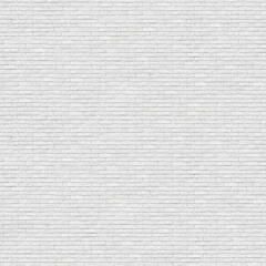 background of white old brick wall
