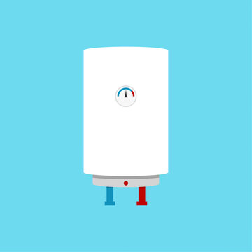 Home water heater.