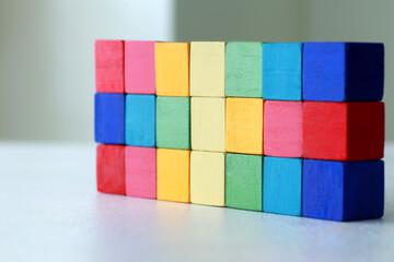 カラーブロック