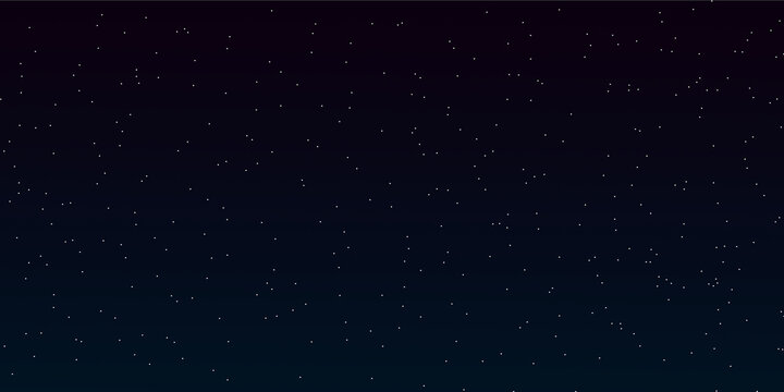 Night Sky Background Full of Stars