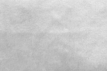 Obraz Silver white velvet background or velour flannel texture made of cotton or wool with soft fluffy velvety satin fabric cloth metallic color material - fototapety do salonu