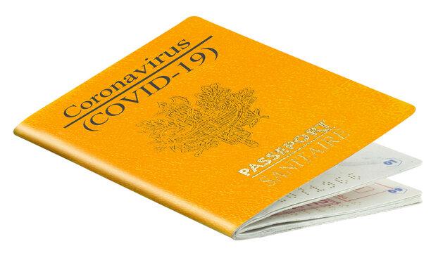 passeport sanitaire AntiCovid