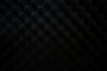 Obraz Black classic wall texture. High quality texture in extremely high resolution - fototapety do salonu