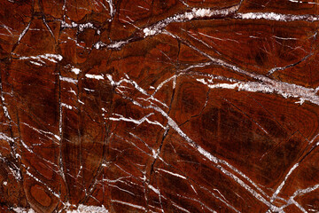 Modern White Fire Gold - marble background, texture in brown tone for your stylish interior.