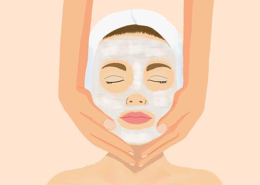 Mujer - Tratamiento facial