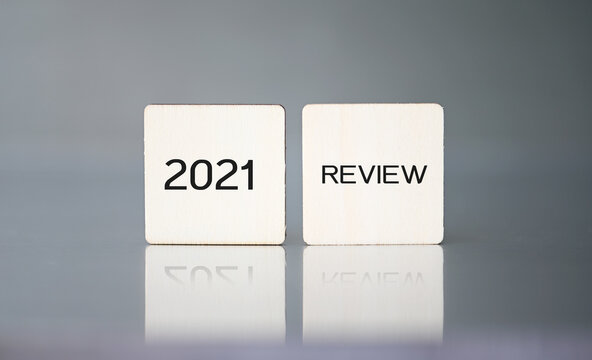 2021 Review text with Concept Sconclude Year 2021