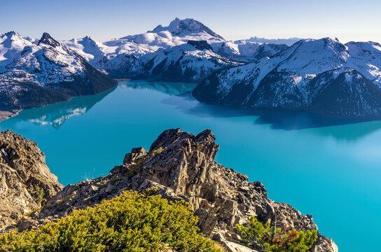 Garibaldi Lake, Garibaldi Provincial Park, Whistler, Canada