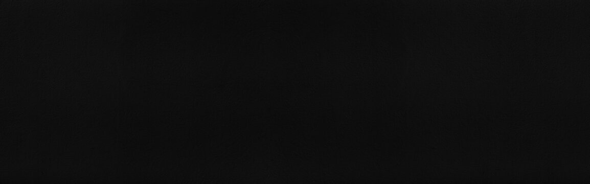 Panorama of Black carton paper texture and seamless background