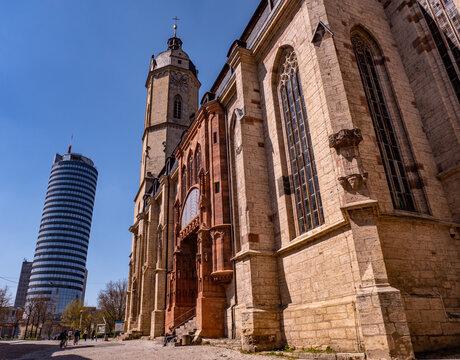 Stadtkirche Sankt Michael in Jena