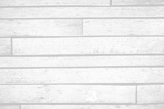 White light wood background with rough unfinished texture