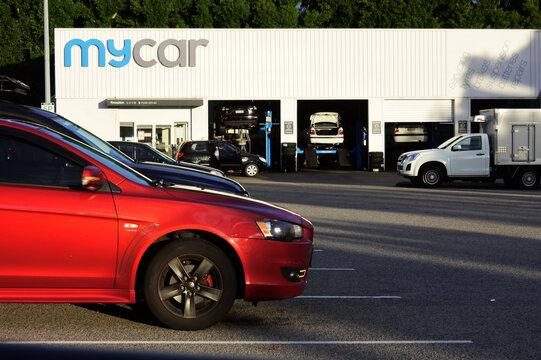 MyCar essential car service workshop. It's Australia's largest tire, automotive service and repair businesses.