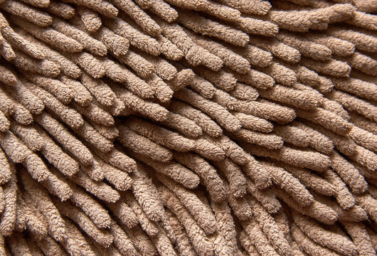 close up of a carpet