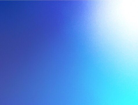 Colorful blue gradient abstract sky sunlight effect luxury elegant  decorative background web template banner graphic presentation design