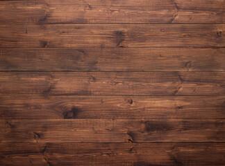 Obraz Wooden background. Ancient planks texture - fototapety do salonu