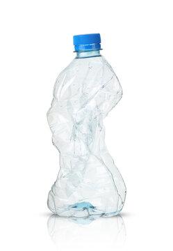 medium plastic water bottle