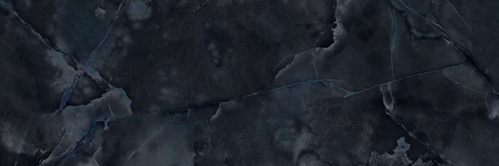 black marble texture with high resolution. - fototapety na wymiar