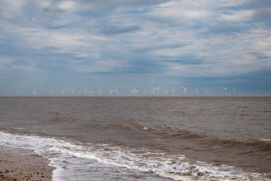 Turbines on the horizon