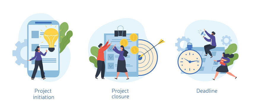 Project lifecycle concept