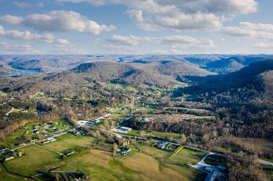 Central Kentucky countryside