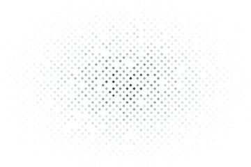 Obraz Abstract vector background consisting of small dots and squares. - fototapety do salonu