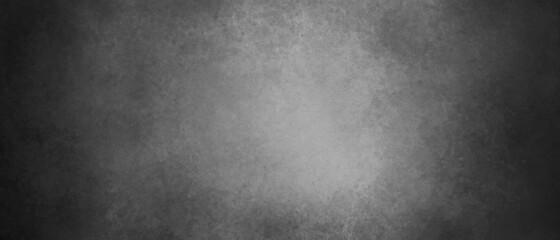 Fototapeta black texture background, old black textured vintage design, elegant solid dark charcoal gray color obraz