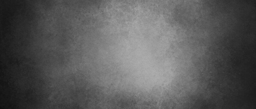 black texture background, old black textured vintage design, elegant solid dark charcoal gray color