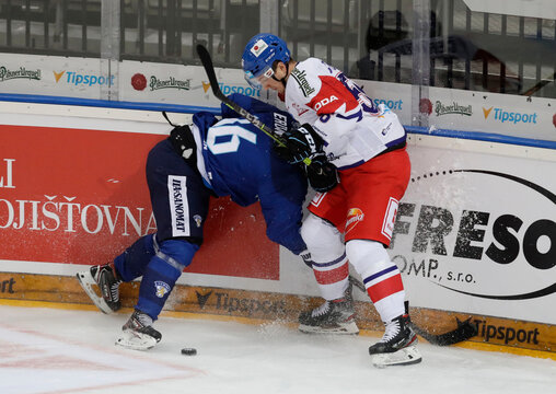 Euro Hockey Tour - Finland v Czech Republic