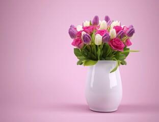 Obraz flower background - fototapety do salonu