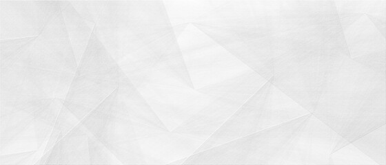 white crumpled paper, abstract geometric, luxury, with lines transparent gradient, you can use for ad, poster and card, template, business presentation