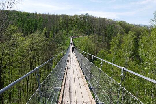 Hängebrücke Bärental
