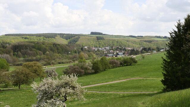 Bardenbach im Saarland