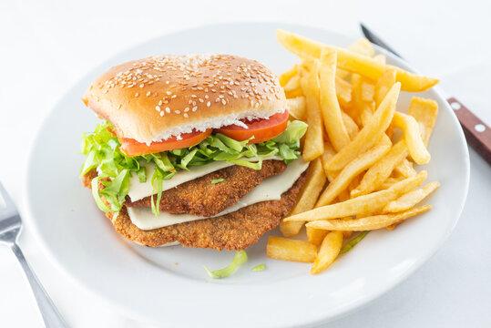 milanese sandwich