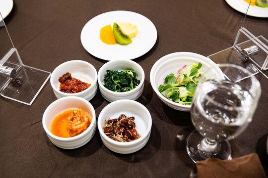 반찬 한국음식 호텔음식 조찬 건강음식