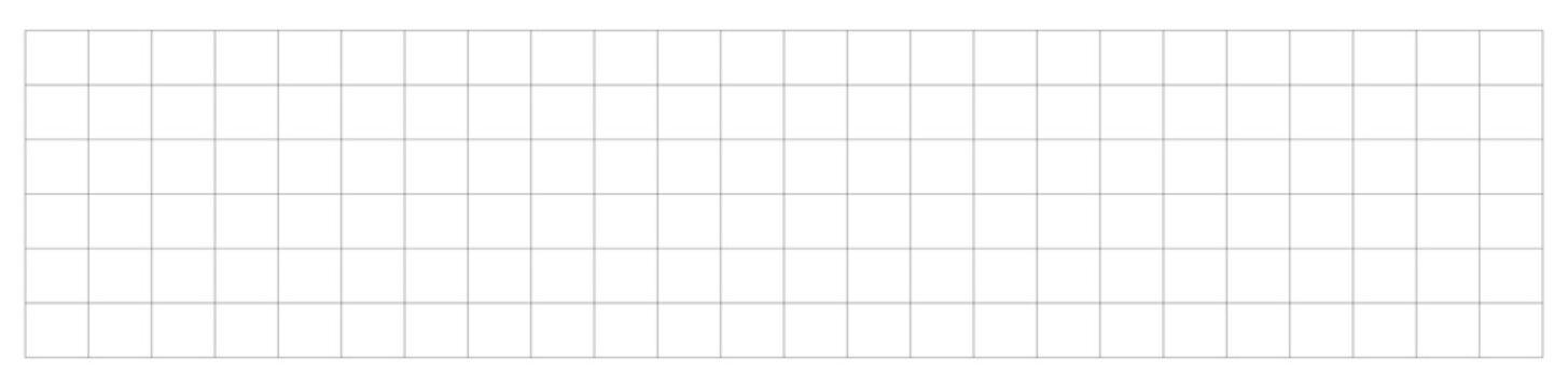 Long, oblong rectangular wire-frame, grid, mesh, lattice and trellis lines matrix