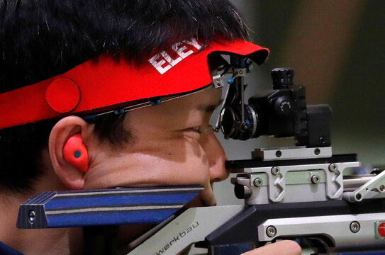 Tokyo 2020 Olympics Test Event - Shooting