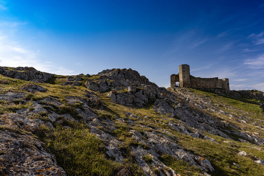 The Enisala Fortress