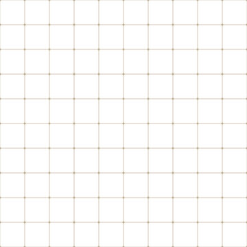 Simple seamless checkered pattern on white background.Vector illustration that is easy to resize.