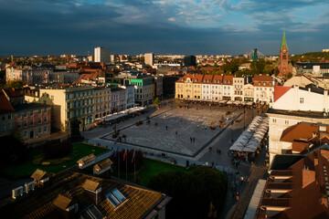 Starówka w Bydgoszczy