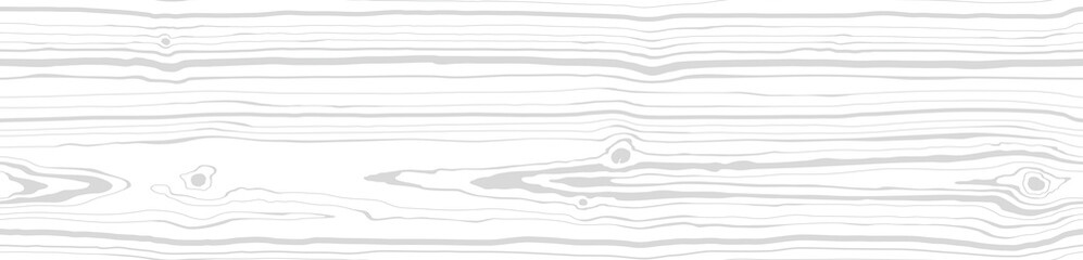 Obraz Wood grain texture. Seamless wooden pattern. Abstract line background. Vector illustration - fototapety do salonu